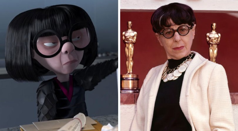 Modo Edna (Edith Head)