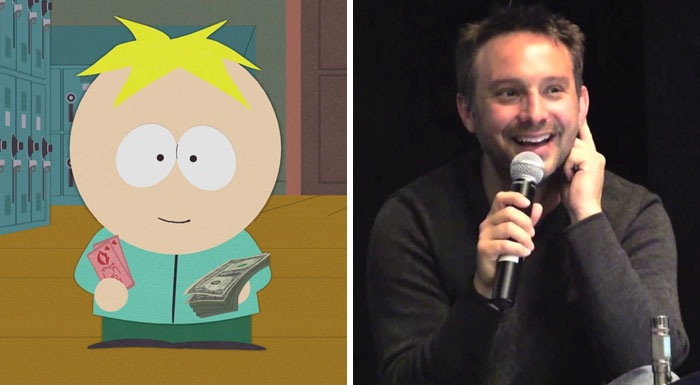 Manteigas Stotch de South Park (Eric Stough)