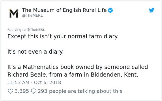 chicken-trouser-mystery-museum-english-rural-life-5-5bc0541dd45bc__700 This 234-Year-Old Math Book Found By History Museum Is So Fascinating That Even J. Ok. Rowling Responded Design Random