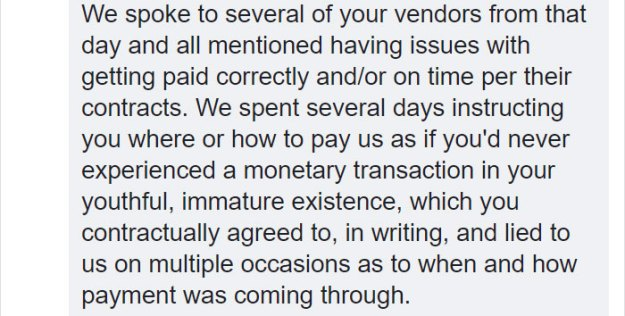 dissatisfied-bride-wedding-palnner-response-6-5bb3209434a75__700 Bride Posts Rude Comment About Event Planning Company So They Reveal All The Details Design Random