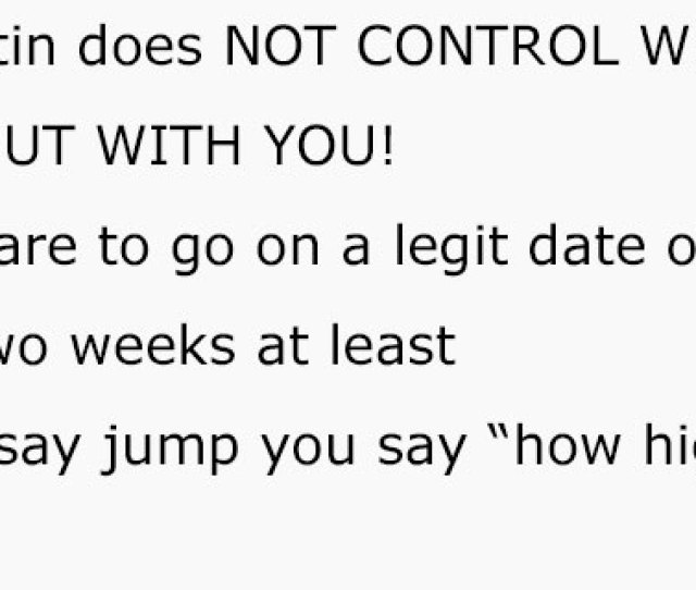 Girlfriend Rules List Boyfriend Men Tumblr