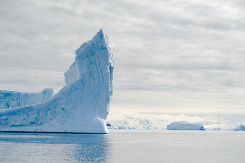 Devido às alterações climáticas, a Antártica perdeu 3 trilhões de toneladas de gelo em apenas 25 anos