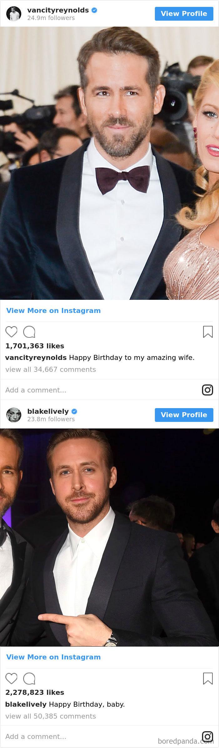 La forma en que él y su esposa se engañaban mutuamente incluso en los cumpleaños