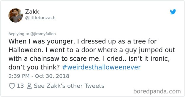 1057280900961091589-png__700 20+ People Share Their Weirdest Halloween Stories Design Random