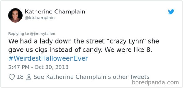1057282835294420992-png__700 20+ People Share Their Weirdest Halloween Stories Design Random