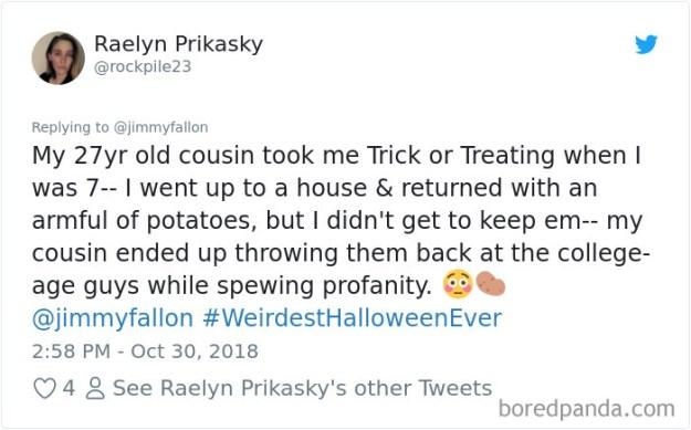 1057285667577888768-png__700 20+ People Share Their Weirdest Halloween Stories Design Random