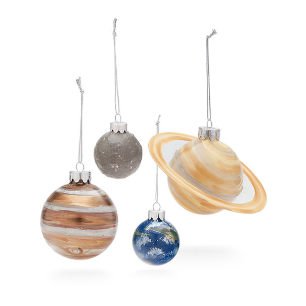 christmas-tree-decorations-planet-glass-ornaments-5be049ff92e8c__605 Planetary Glass Ornaments Are A Thing And They're Out Of This World Design Random