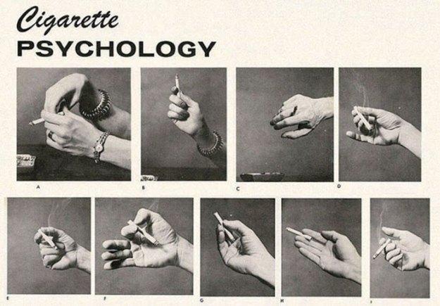 cigarette-psychology-1959-caper-magazine-dr-william-neutra-1-5bee9685c4c59__700 Bizarre 1959 'Cigarette Psychology' Article Explains 9 Ways People Hold Cigarettes And What It Says About You Design Random