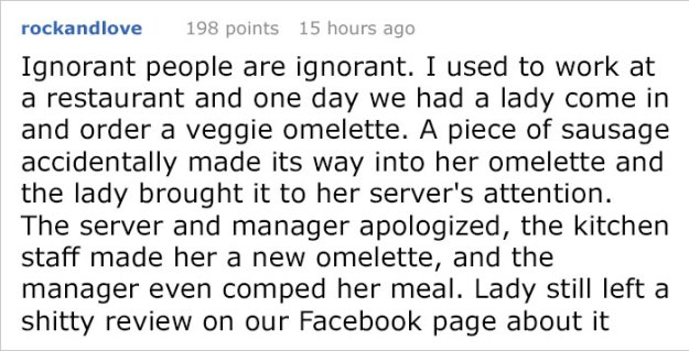 fake-one-star-maggot-food-yelp-review-restaurant-manager-response-12-5bffaa4d73c98__700 Woman Gives One Star Rating Because Of 'Maggot In The Food', Gets A Response From Restaurant Manager Design Random