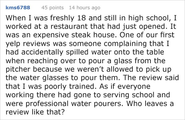 fake-one-star-maggot-food-yelp-review-restaurant-manager-response-13-5bffaa4ed63d7__700 Woman Gives One Star Rating Because Of 'Maggot In The Food', Gets A Response From Restaurant Manager Design Random