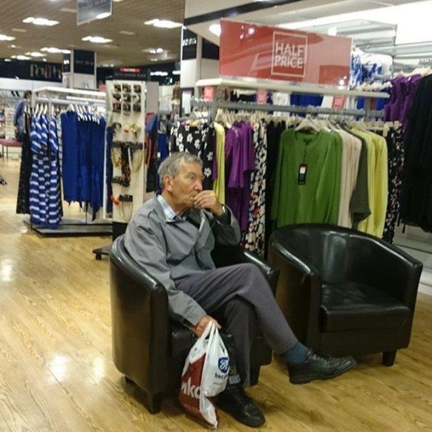 funny-miserable-men-shopping-photos-83-5bff9c8129b22__700 86 Funny Photos Of Men Shopping With Their Ladies Design Random