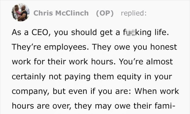 1-5c0788924a986__700 CEO Asks Internet How To Deal With Two Employees Who Constantly Leave Work At 6 PM, Gets Shut Down Design Random