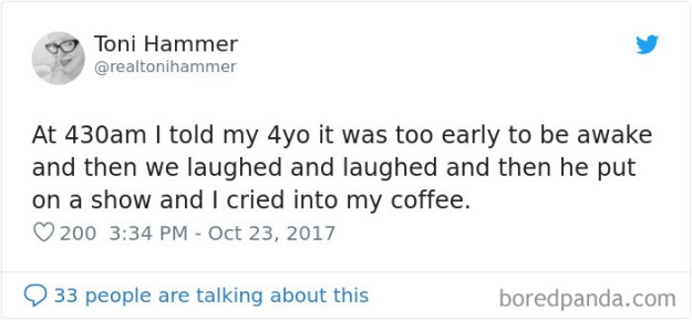 922486441585688576-png__700 92 Hilarious Tweets About Life With 4-Year-Olds That Will Make Parents Laugh Then Cry Design Random