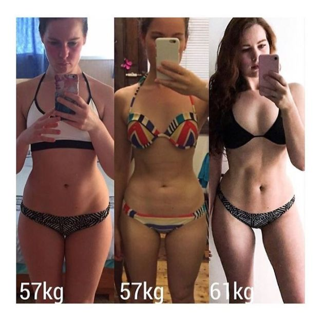 BhnGVhPl92L-png__700 36 Before & After Photos That Prove Your Weight Is Meaningless (New Pics) Design Random