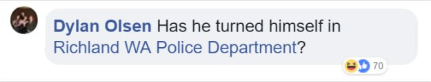 guy-responds-police-wanted-post-anthony-akers-5c08d9b68c555__700 Police Release A 'Wanted' Post On Facebook, The Guy Himself Responds And They Have A Hilarious Conversation Design Random