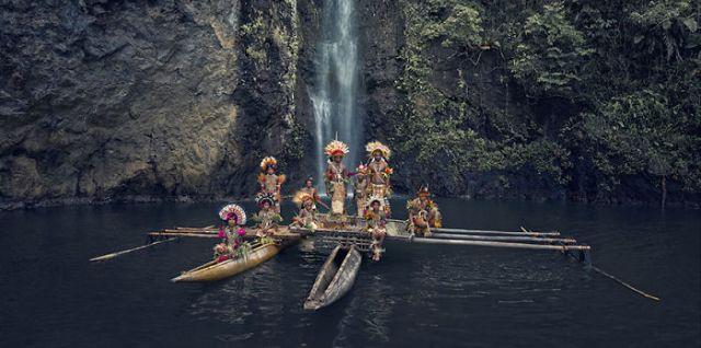 Clan Uramana, Amuioan, Tufi, Papua Nueva Guinea