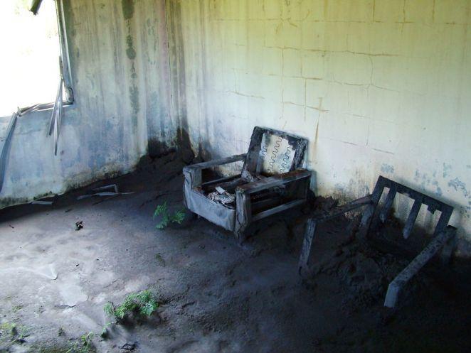 Carbonized Furniture