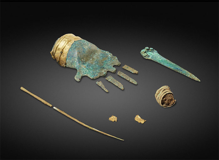 Earliest Representation Of A Human Body Part