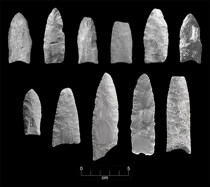 These 13,000-Year-Old Tools Made Historians Wonder Who Were The First People To Live In America