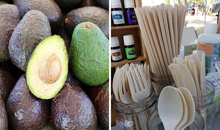 Mexican Company Creates Single-Use Cutlery Made From Avocado Seeds