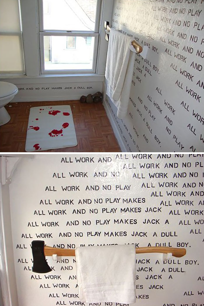 As A Guy Who Takes His Family To A Hotel Every Winter While I Work On My Writing, I Approve This Bathroom