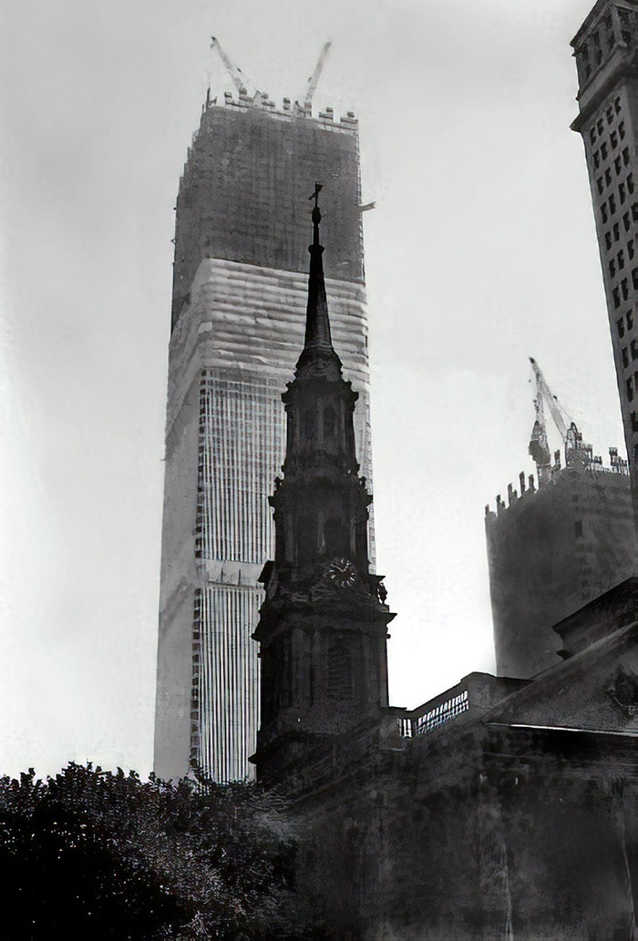 World Trade Center In New York City, U.S.