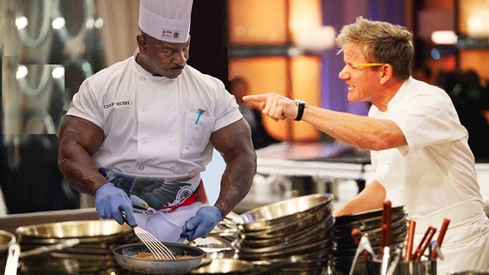 People Notice That This White House Chef Is Something Way Out Of The Ordinary, Even Start A Photoshop Battle 13