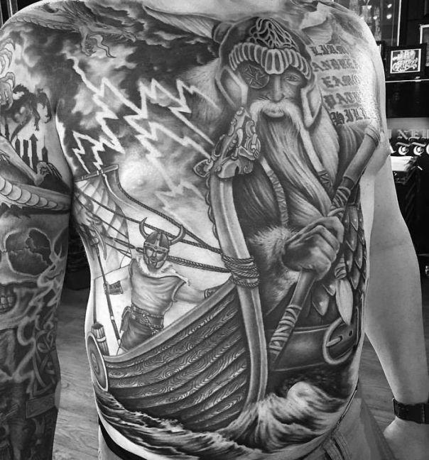 Viking Torso