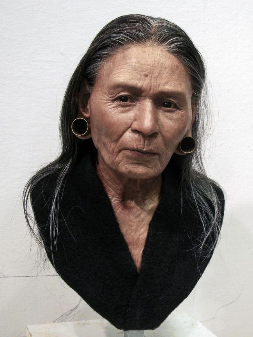 Reconstruction Wari Queen min 5d38e9a949248  700 - Antepassados: Como eram as pessoas antes de nós?