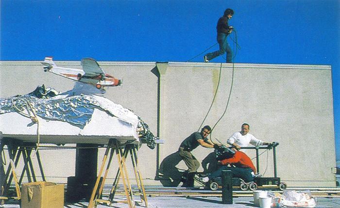 behind the scenes of hollywood movies 38 5d1c7606e3875  700 - Fotos tiradas dos bastidores de alguns filmes