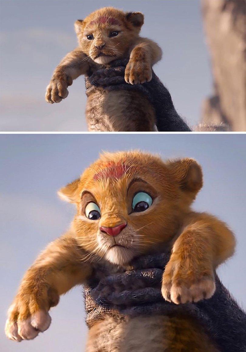 lion king live action fan remake nikolay mochkin 5d36c09f83313  700 - Olhar Alternativo ao Rei Leão live-action Remake 2019