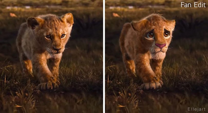 lion king live action fan remake nikolay mochkin 5d36c0a6652a5  700 - Olhar Alternativo ao Rei Leão live-action Remake 2019