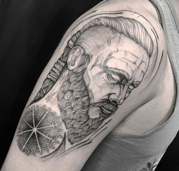Ragnar Tattoo