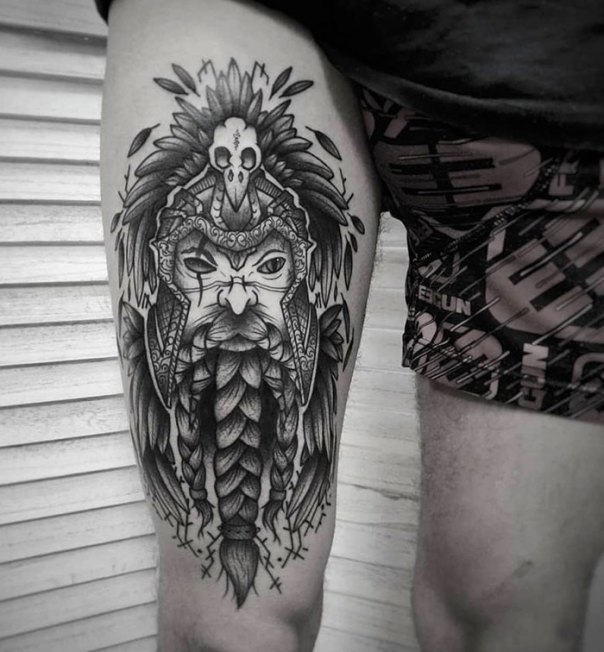 Viking Ancestor