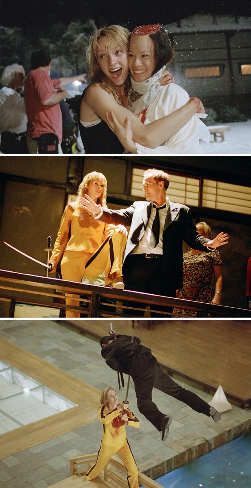 movies behind the scenes 1 5d555068899c5  700 - Por trás das cenas: Foto dos bastidores de filmes que marcaram época
