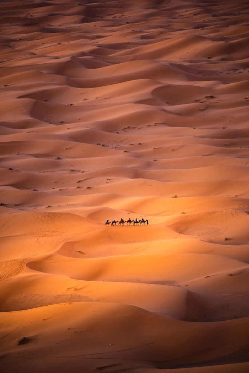 Alone in the desert by carlesalonsophotography Spain Carles AlonsoAGORA images 5d6fc5f584b46  880 - As imagens mais inacreditavelmente incríveis de 2019