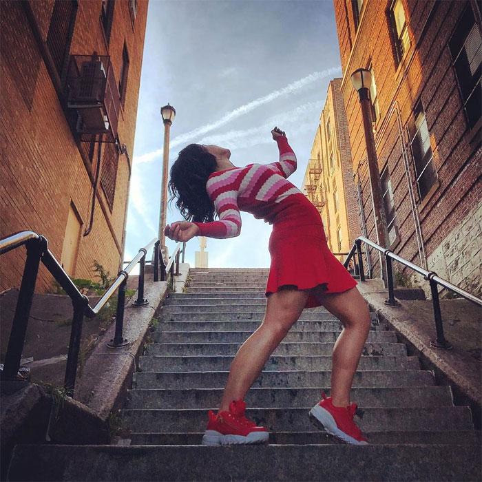 joker stairs tourist attraction new york 1 5daff03b08721  700 - Escadas do 'Coringa' em Nova York se tornam uma atração turística!