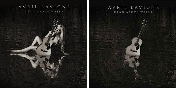 Avril Lavigne - Head Above Water Cover