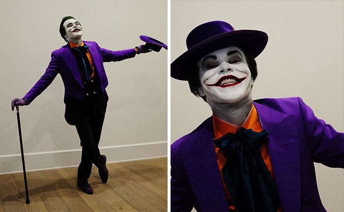 The Weeknd As Joker