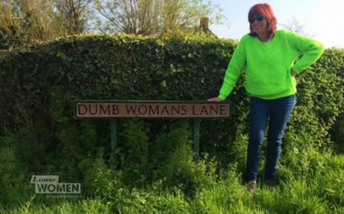 Dumb Woman Lane