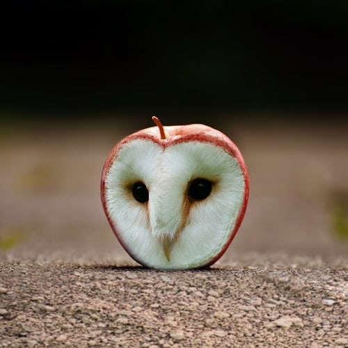 A Red Appowl
