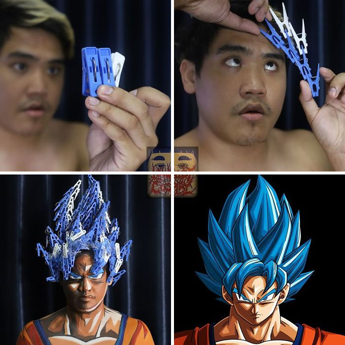 Low-Cost Cosplay