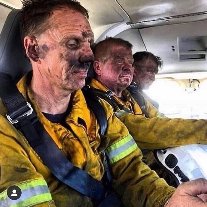 To Our Nation's True Heroes - The Thousands Of Firefighters Currently Battling Fires Across Our Country, We Thank You From The Bottom Of Our Hearts