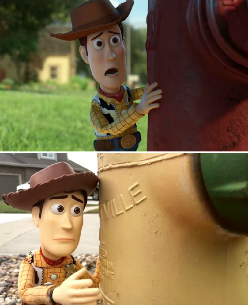 "Two brothers completely remake Toy Story 3 with real toys in 8 years 5e313917634ff  880 - Inacreditável! Irmãos recriaram o ""Toy Sotry 3"" durante 8 anos"