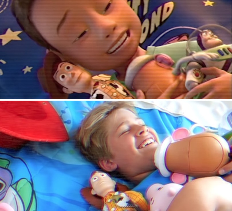 """Two brothers completely remake Toy Story 3 with real toys in 8 years 5e3154d7b421f png  880 - Inacreditável! Irmãos recriaram o """"Toy Sotry 3"""" durante 8 anos"""