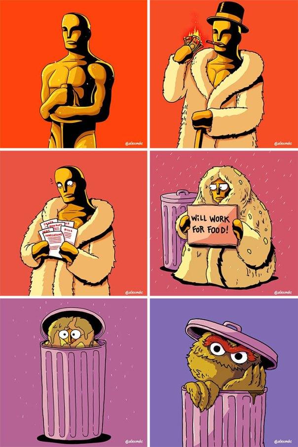 Ruined-Childhood-Illustrations-Unpopular-Culture-Alex-Solis