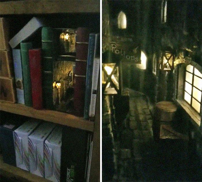 A Fabulous Booknook