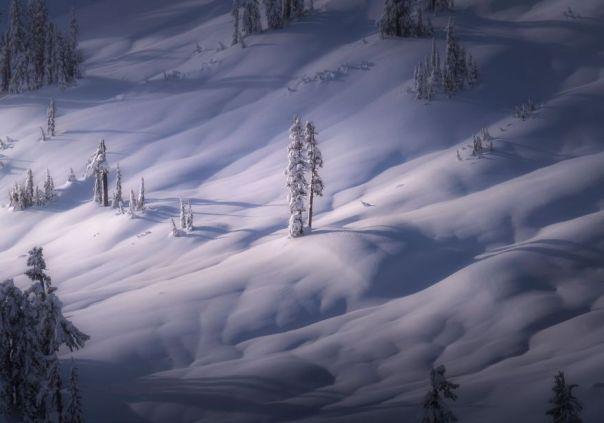 Mount Baker, Washington, United States By Matt Jackisch