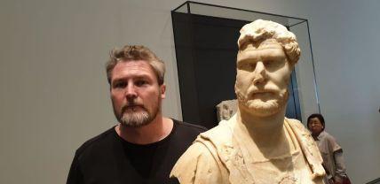 My Friend The Emperor Hadrian