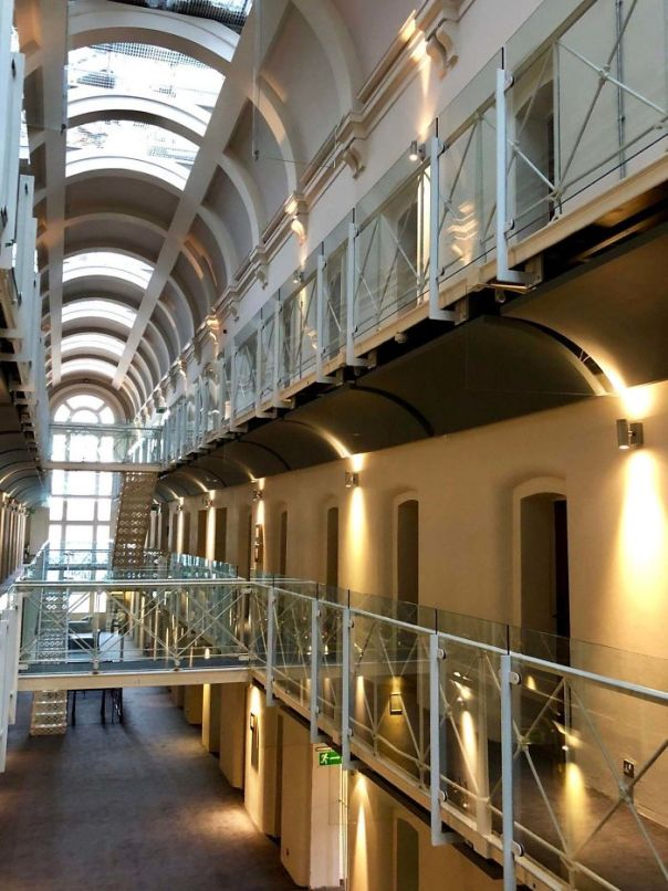 My Hotel In Oxford, England Is A Former Prison